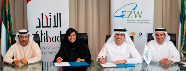Smart4Power is appointed by Etihad Energy Services Company to conduct 15 walk through audits (WTA) at Economic Zones World.