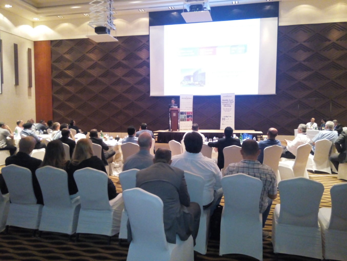 Smart4Power presents Hotel Case study at Accor Annual Chief Engineers Meet