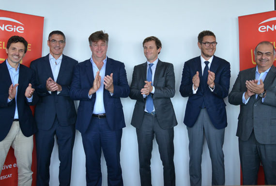 ENGIE and ALEC join forces to drive Smart4Power into a strong energy efficiency company in the Middle Eastern region