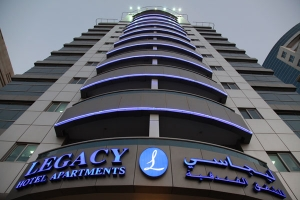Legacy Hotel Apartments sends a clear message on energy efficiency with the installation of Aircosaver.