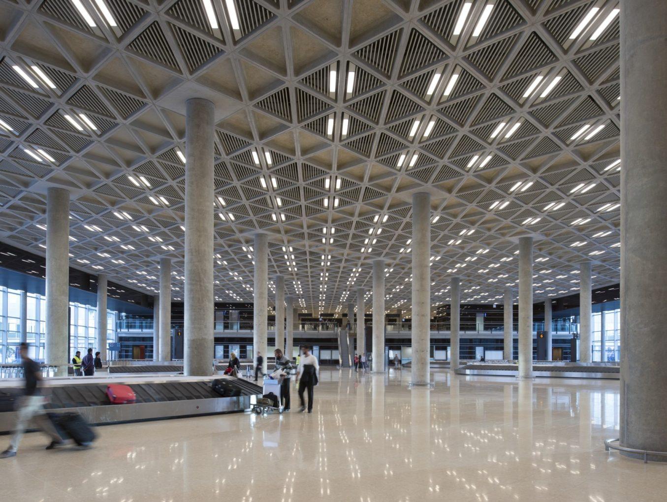 QUEEN ALIA INTERNATIONAL AIRPORT JORDAN