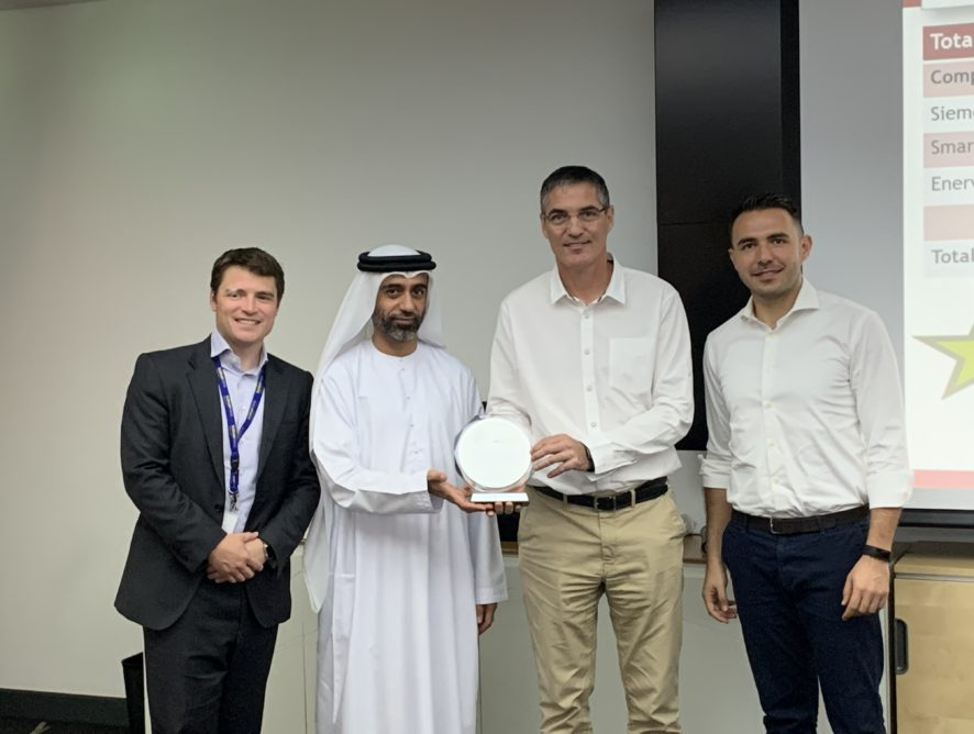 Dubai Airport Building Retrofit Project phase 1 Awards